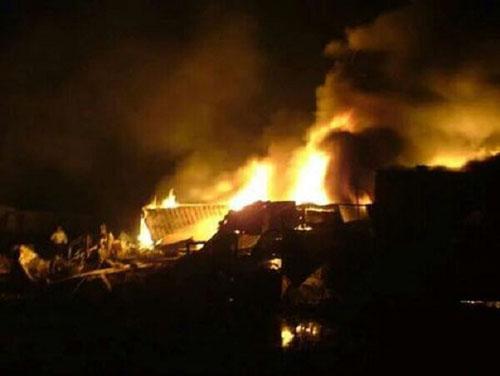 قيادي بجيش المختار: الهجوم على ليبرتي تم بالتعاون مع أعضاء من زمره  مجاهدی خلق الإرهابية