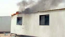 قتيلان في قصف لمخيم منظمة خلق ببغداد