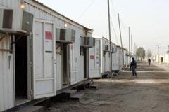 الاجواء الحاكمة على مخيم ليبرتي في العراق