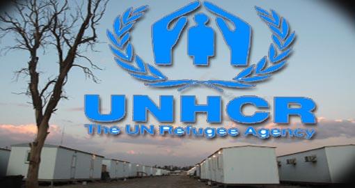 رسالة إلى UNHCR  المفوضية العليا للاجئين التابعة للأمم المتحدة