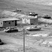الكشف عن 176 سيارة مسروقة داخل معسكر اشرف