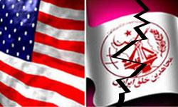 أول خرق للإتفاقية من جانب الأمريكان تباكيا على مجاهدي خلق الإرهابيين