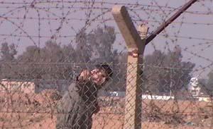حمله مجاهدین به خانوادههای متحصن در مقابل پادگان اشرف