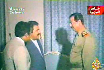 سالها مزدوری و پادوئی دارودسته رجوی به نفع رژیم منفور و تبهکار صدام