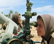 الطاف بی پایان رجوی به زنان اشرف