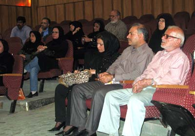 A number of families from Abadan and Khorramshahr attended a meeting held by Nejat Society Khuzestan Branch