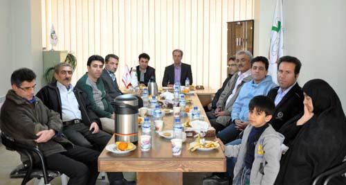 گردهمایی گروه دوم خانواده های استان البرز با آقای علی اردلانی