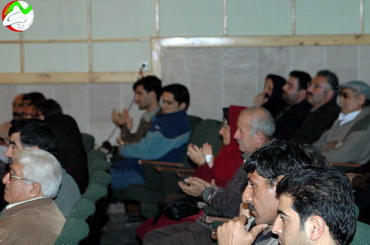 Nejat Society meeting in Babol