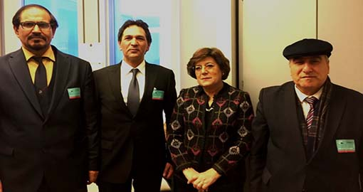 MKO ex-members met Ms. Ana Gomes MEP