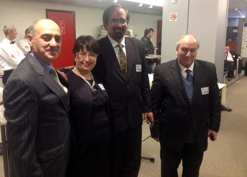 MKO former members at the EU parliament