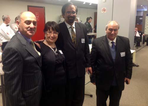 روشنگری اعضای جدا شدۀ در جلسۀ پارلمان اروپا در مورد ماهیت فرقۀ رجوی