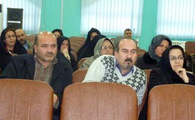 اجتماع خانواده های گیلک در دفتر انجمن نجات