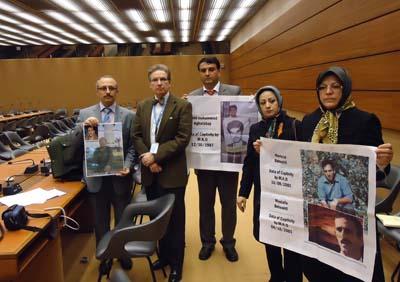 حضور جمعية النجاة اجتماع حقوق الانسان للامم المتحدة