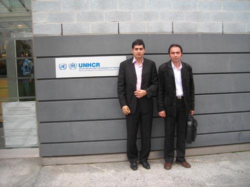 گفتگوی هیئت انجمن نجات با مقامات UNHCR