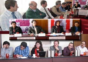 Former members of MKO welcomed in a meeting in Germany