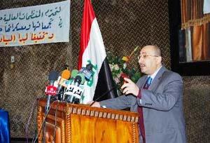 كما اشار السيد عقيل الصفار وهو من السياسيين العراقيين الى سوابق منظمة خلق المشينة في تعاونها مع صدام حسين، وطالب المسؤولين العراقيين بازاحة وصمة العار هذه وترحيلها من العراق.