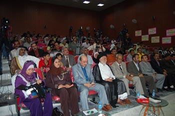 در تاریخ 25 سپتامبر 2010 (شنبه 3 مهر 1389) یک کنفرانس خبری در سالن اجتماعات کاظمیه شهر بغداد از ساعت 10 الی 12 در رابطه با فرقه مخرب رجوی برگزار شد.