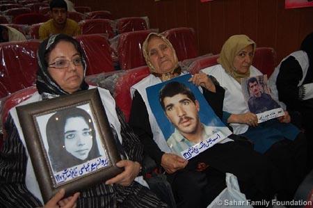 التقرير التفصيلي عن حضور عوائل الاعضاء ضحايا زمرة رجوي في مؤتمر يكشف جرائم منظمة خلق في العراق