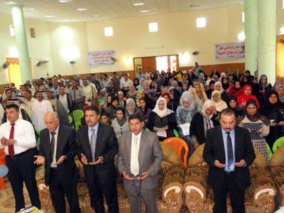 إنطلق في محافظة ديالى السبت، اول مؤتمر لبحث الانتهاكات والجرائم التي ارتكبتها منظمة مجاهدي خلق الإرهابية بحق الأبرياء في محافظه ديالى وفي بقية محافظات العراق.
