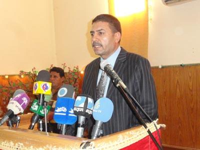 تقرير مصور عن مؤتمر مطالبة ابناء ديالى بطرد منظمة خلق من العراق