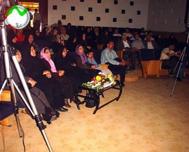 همایش انجمن نجات در اصفهان با حضور سیامک حاتمی