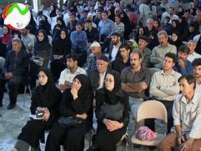 همایش 15/4/84 در کرمانشاه