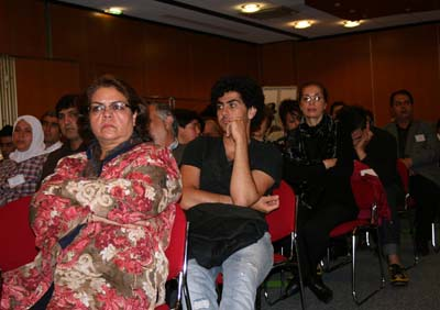 Meeting of more than 200 former members of MKO & families of MKO captives in Paris