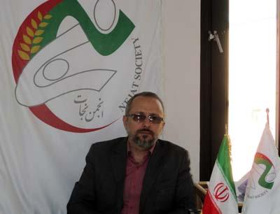 گردهمایی وحضور خانواده ها درانجمن نجات استان قزوین