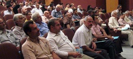 گردهمایی خانواه های عضو انجمن نجات در استان مازندران