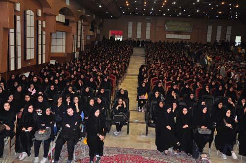 استقبال پرشور دانشگاهیان از همایش دگردیسی در فرقه مجاهدین خلق