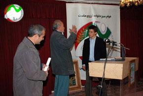 Representatives of the International RC met several families of MKO members