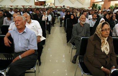 همایش یک روزه انجمن نجات - تهران