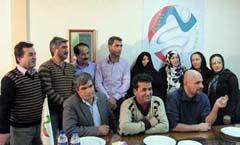 نشست خانواده های انجمن نجات استان تهران با حضور جداشده های فرقه رجوی