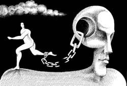 فرار از فرقه رجوی = رهایی، جدایی، آزادی و آزادگی