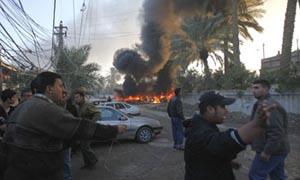 كهرباء ديالى: سكان أشرف يستولون على محولات كهربائية تعود ملكيتها للمحافظة