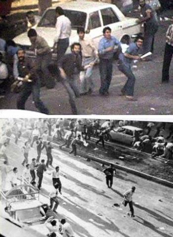وقایع 30 خرداد سال 60 و خباثت سران فرقه رجوی