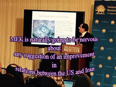 New Iran reactor revelations highlight role of Mojahedin Khalq