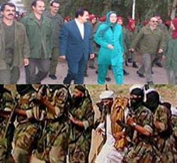 المدافعون عن منظمة خلق يدافعون عن القاعدة