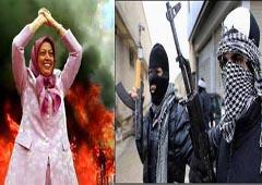 منافقین و داعش