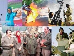 حمایت اروپا از گروه تروریستی مجاهدین با اصول دموکراتیک همخوانی ندارد