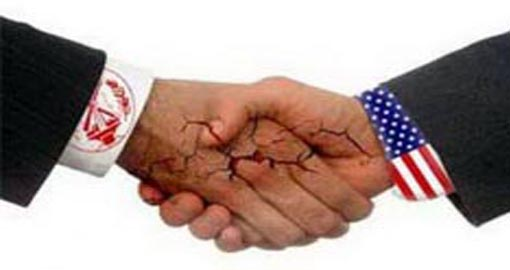 America's ironic two faced war on terror ignores US support for Mojahedin Khalq
