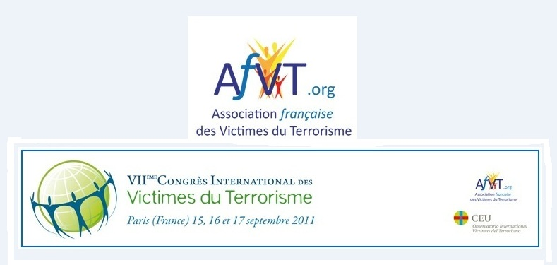 Participants in the 7th International Congress of the Victims of Terrorism in Paris strongly condemned the anti-Iran terrorist Mojahedin-e Khalq Organization