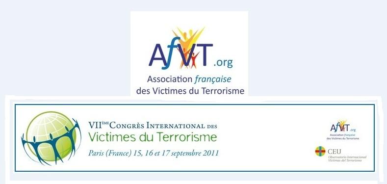 Participants in the 7th International Congress of the Victims of Terrorism in Paris strongly condemned the anti-Iran terrorist Mojahedin-e Khalq Organization