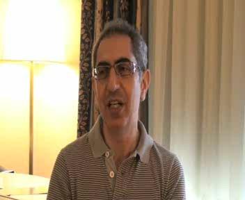 Masoud Banisadr, a former Iranian MEK [Mojahedin-e-Khalq] cult member