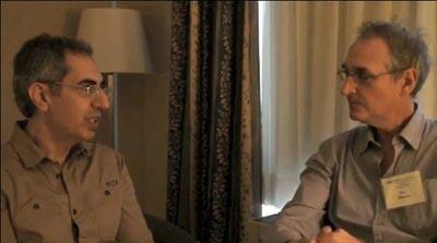 شرکت دکتر مسعود بنی صدر در پانل متخصصین بین المللی امور فرقه ها در لندن