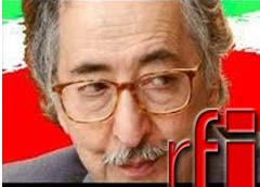 RFI Interviews Abolhassan Banisadr