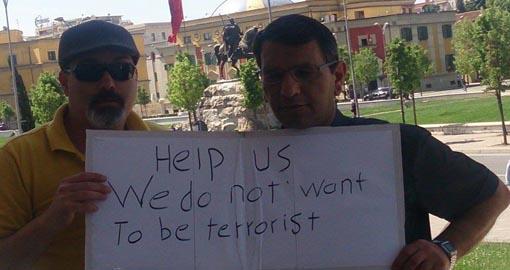 Clinton-Albania deal ensures MEK members stay as terrorists