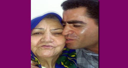 Mr. Ebrahimi; MKO Cult defector meets his mother after 15 years