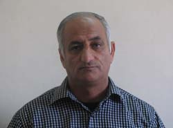 Mr. Alireza Einakian could manage to run away from Camp Ashraf after midnight of September 7th 2010.