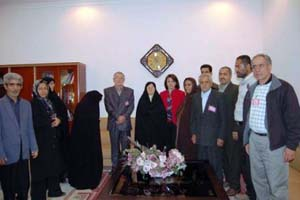 the Iraqi official's meeting with the Iranian families of MKO members, who called for grounds to be prepared for visits
